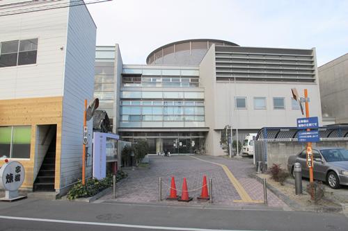 岡山市西ふれあいセンター